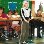 10.2006 Pasowanie na ucznia I klasy
