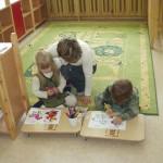 04.2007 - Otwarcie Małego Przedszkola w Szopie