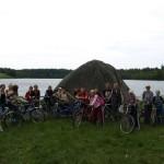 18.06.2009 Wycieczka rowerowa do Mirachowa