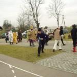 10.12.2007 Przegląd Zespołów Kolędniczych w Lisich Jamach