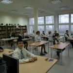 08.04.2008 Sprawdzian uczniów klasy VI