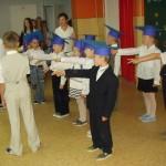 10.2007 Pasowanie na Ucznia
