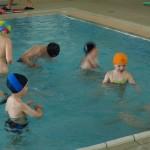 2008 - Nauka pływania
