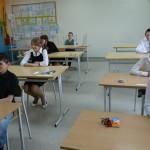 5.04.2011 Sprawdzian klasy VI